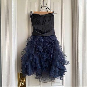 Zac Posen for Target 2-in-1 Strapless Ruffle Dress